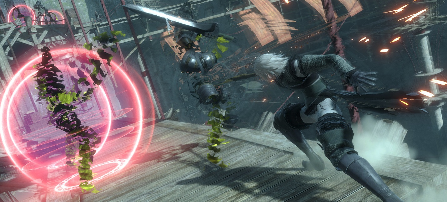 NieR Replicant will be protected by Denuvo