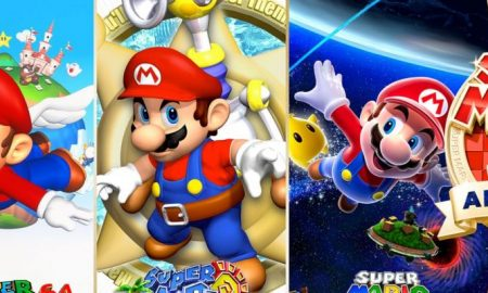 Super Mario 3D All-Stars coming on September 18, 2020