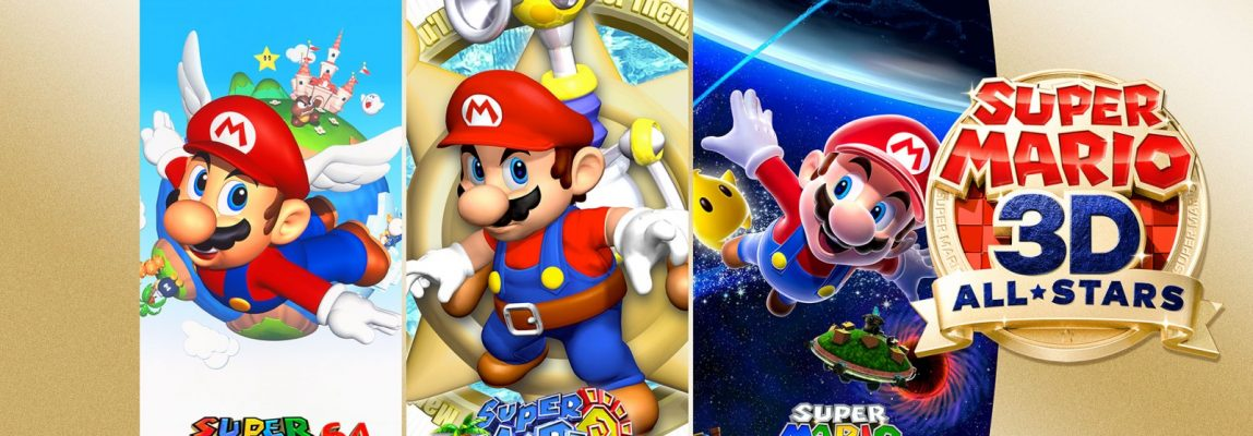 Super Mario 3D All-Stars coming on September 18, 2020
