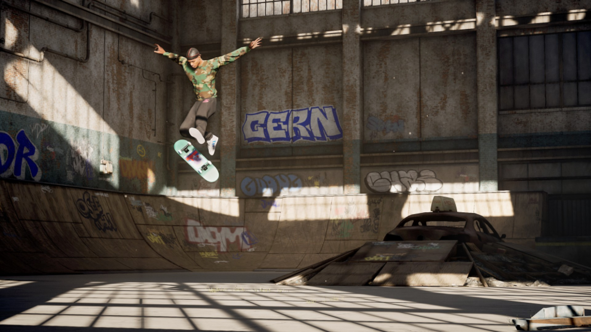 Tony Hawk's Pro Skater 1 + 2 PS5 Version Full Game Setup Free Download
