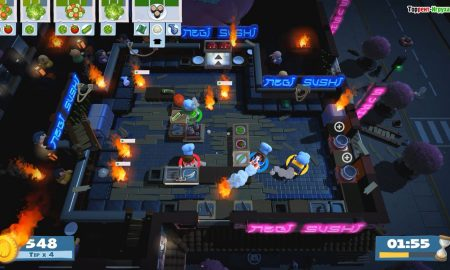 Overcooked! 2 Suns Out Buns Out PC Version Full Game Setup Free Download