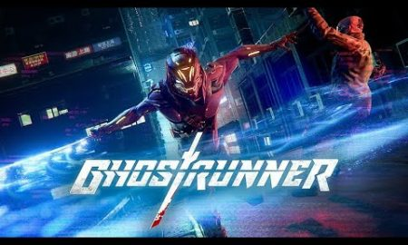 Ghostrunner PS4/PS5 Version Full Game Setup Free Download