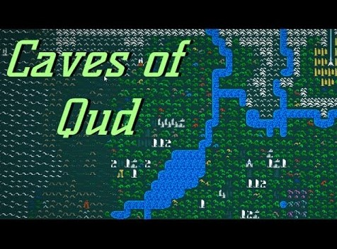 CAVES OF QUD Opened Version Full Free Download