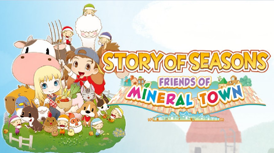 Story of Seasons Friends of Mineral Town Apk Mobile Android Version Full Game Setup Free Download