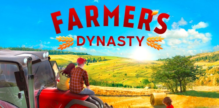 Farmer's Dynasty PS4 Version Full Game Setup Free Download