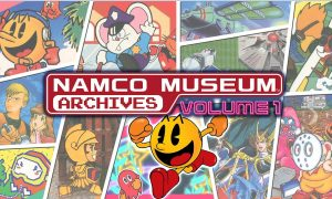 NAMCO Museum Archives Volume 1 Xbox One Version Full Game Setup Free Download