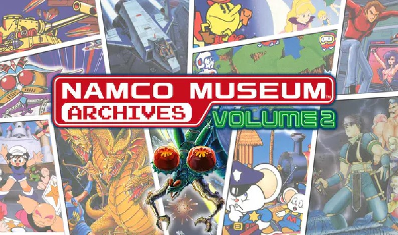 NAMCO Museum Archives Volume 2 Nintendo Switch Version Full Game Setup Free Download