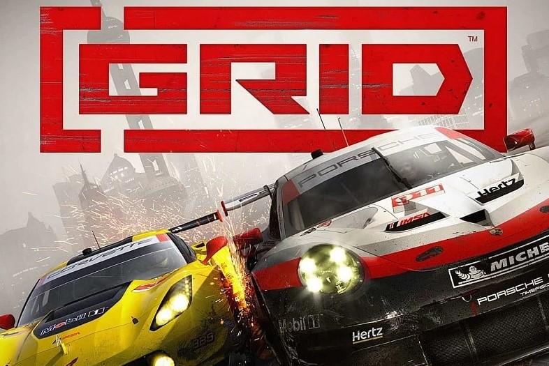 Grid PS4 Version Full Game Setup Free Download
