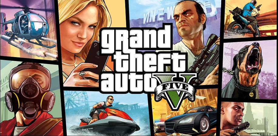 GTA 5 PC Game Full Version Free Download