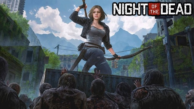 Night of the dead Xbox One Game Setup 2020 Download
