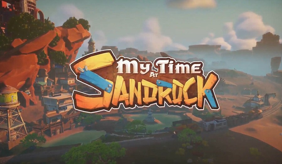 My time at sandrock Nintendo Switch Crack Game Full Setup Install Free Download
