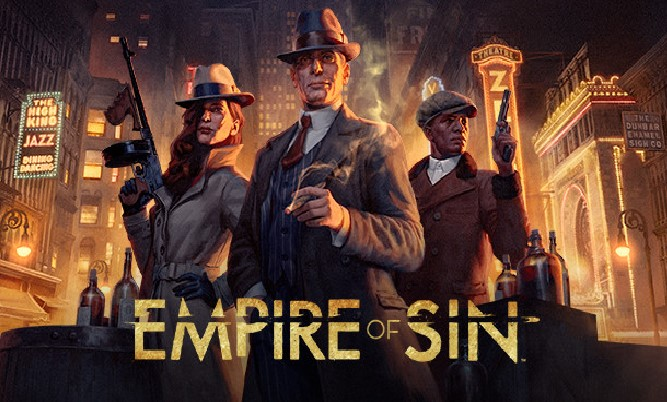 Empire of Sin PC Crack Game Full Setup Install Free Download