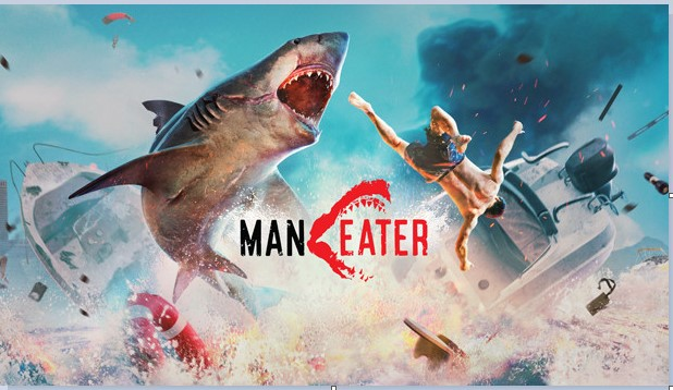 Maneater New Latest Windows PC 2021 Zipped File Version Free Download