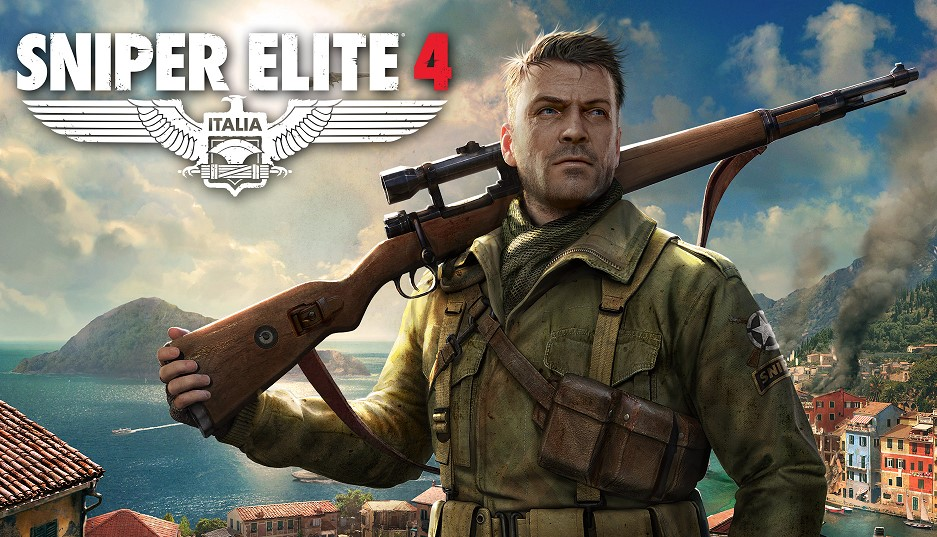 Sniper Elite 4 New Latest Windows PC 2021 Zipped File Version Free Download