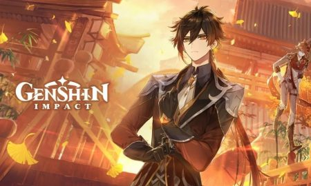 Download game Genshin Impact (2020) new version
