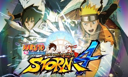 Download Naruto Shippuden: Ultimate Ninja Storm 4 New Version 2021 PC Desktop Setup