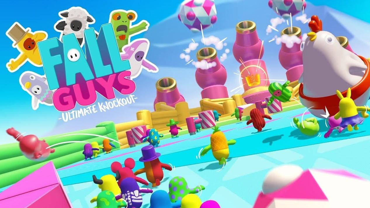 Download Fall Guys: Ultimate Knockout New Version PC Desktop Setup