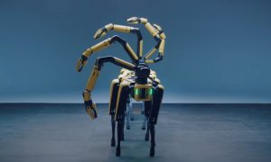 Boston Dynamics releases video in honor of joining Hyundai